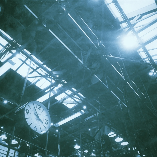 KX clock
